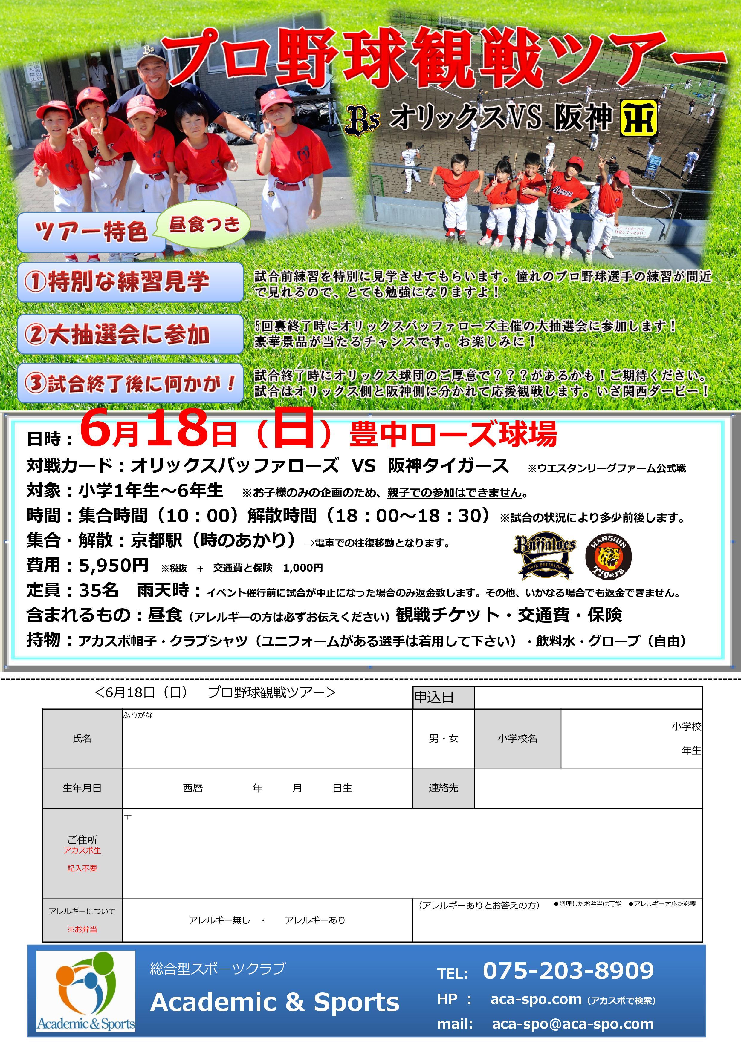 Microsoft PowerPoint - プロ野球観戦ツアー
