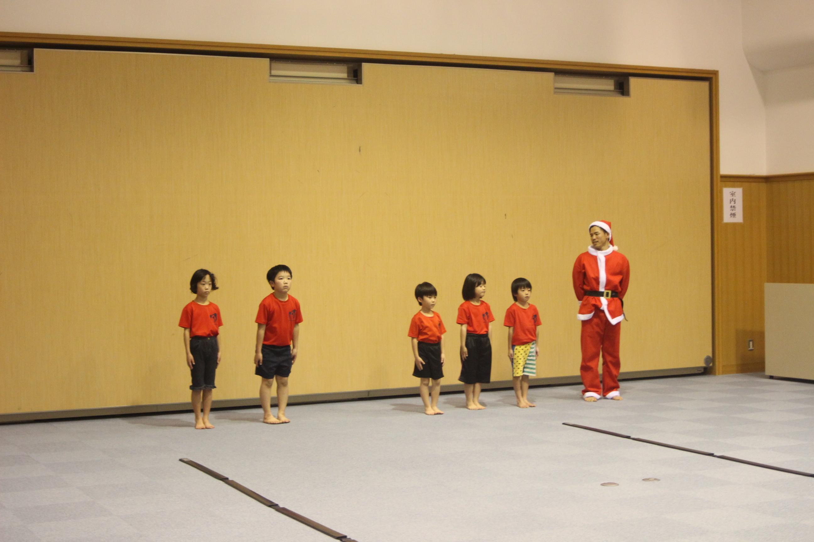 【伏見体操教室】~Christmas Eve~