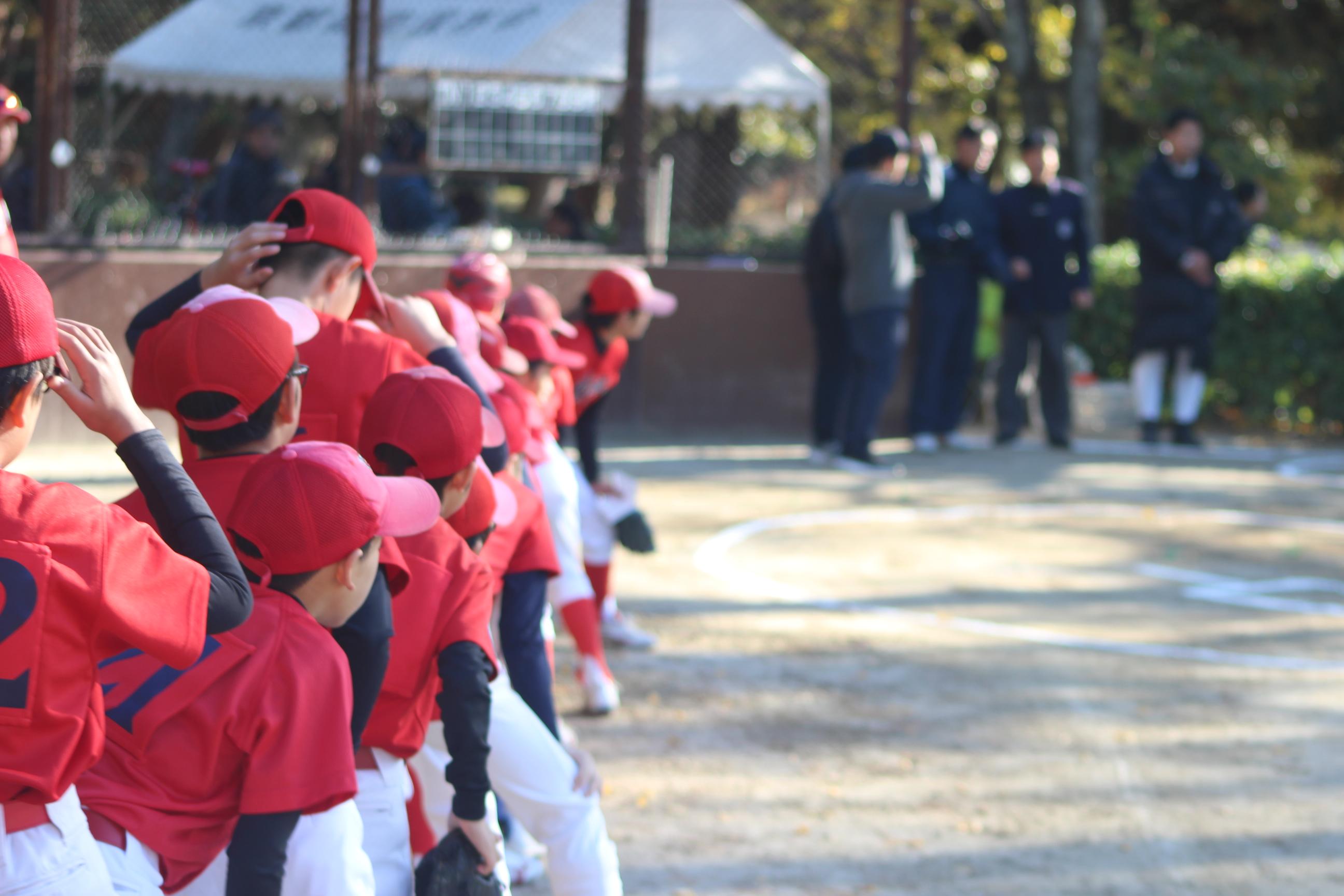 【全員出場野球】