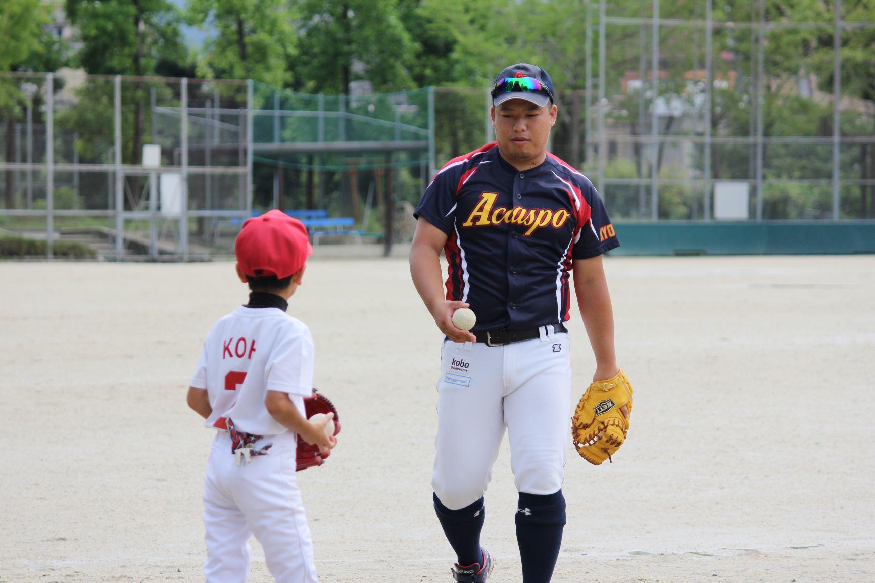 【野球個別講習会】