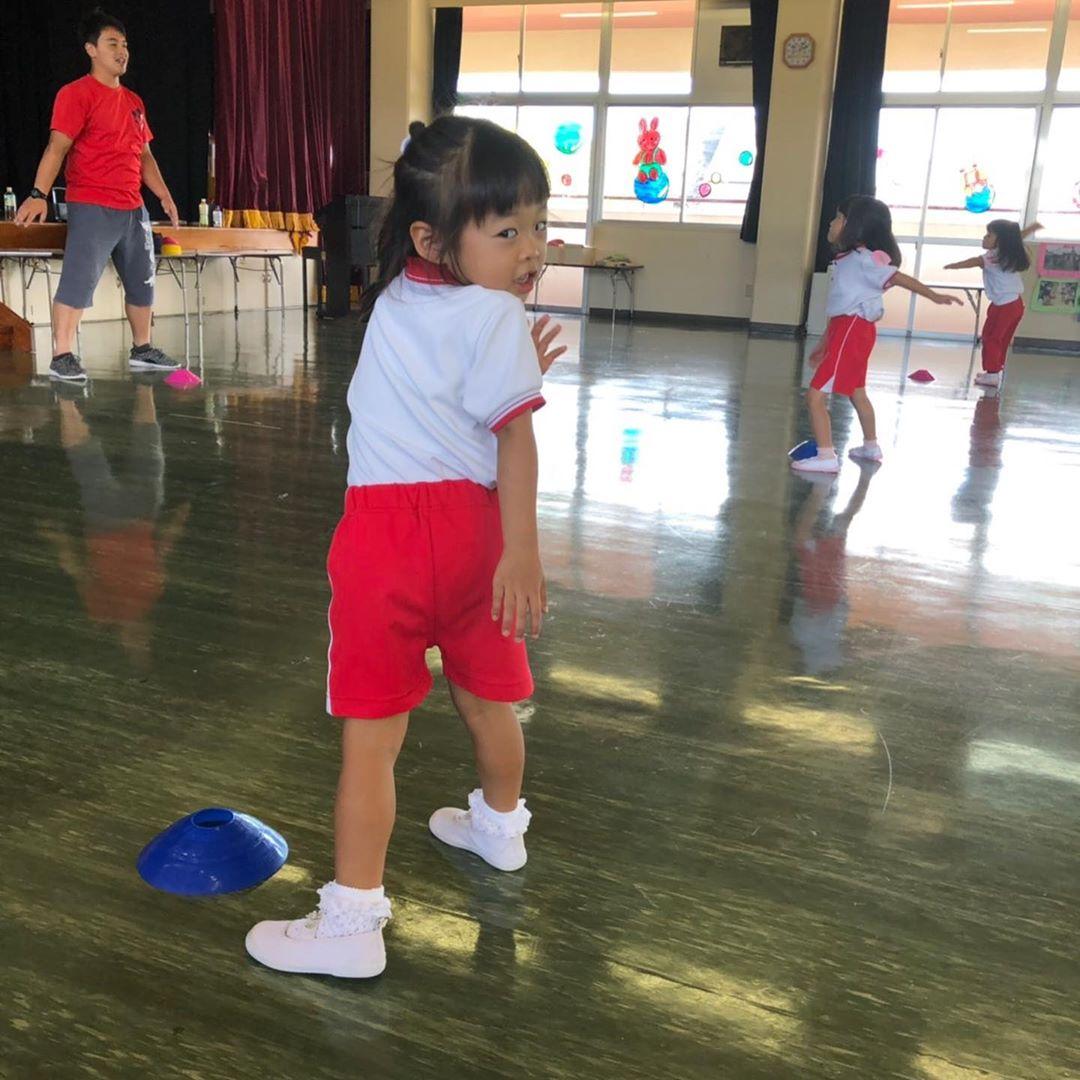 ~【9/12】うぐいす幼稚園体操教室~
