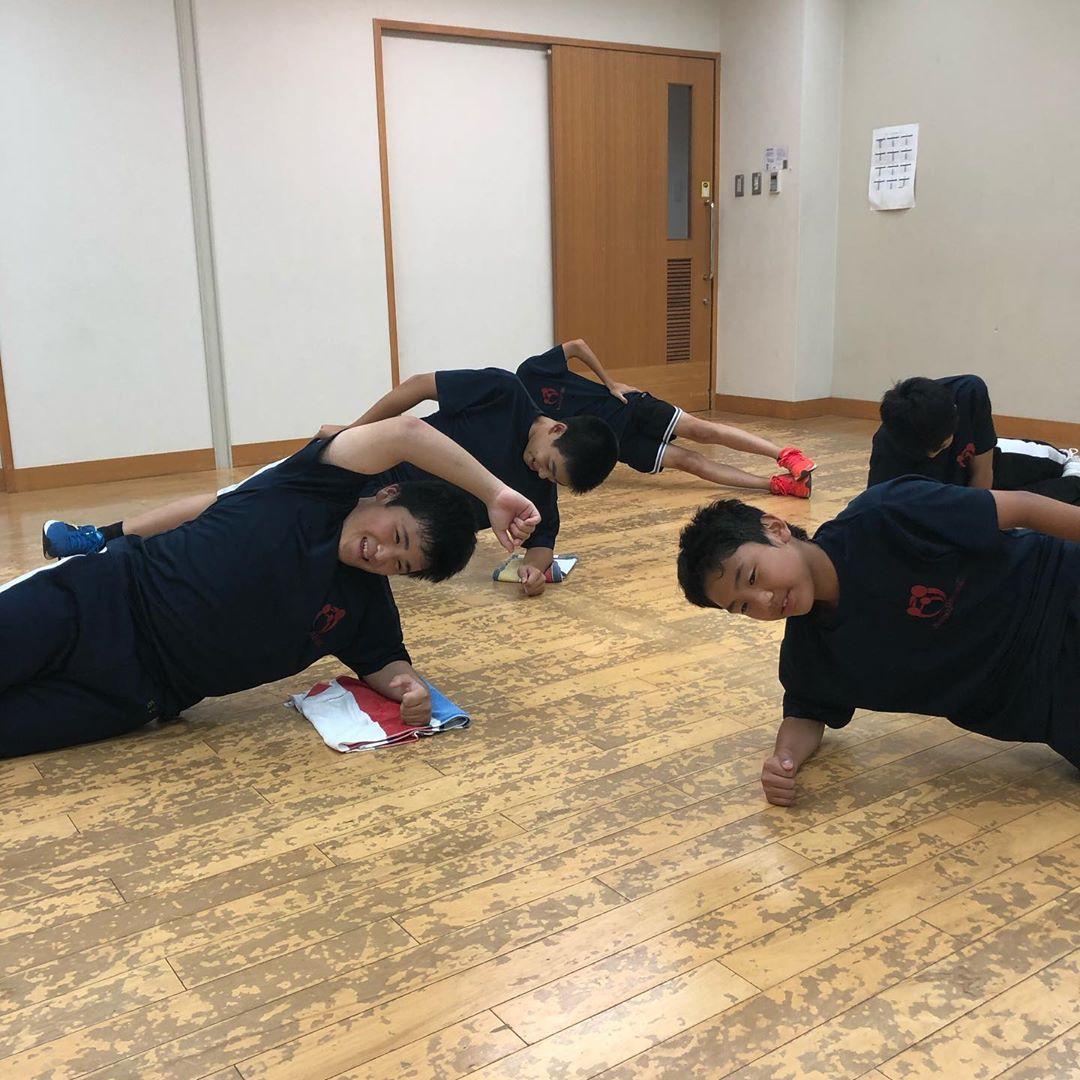 ~【9/12】アカスポ中学部平日フィジカルトレーニング~