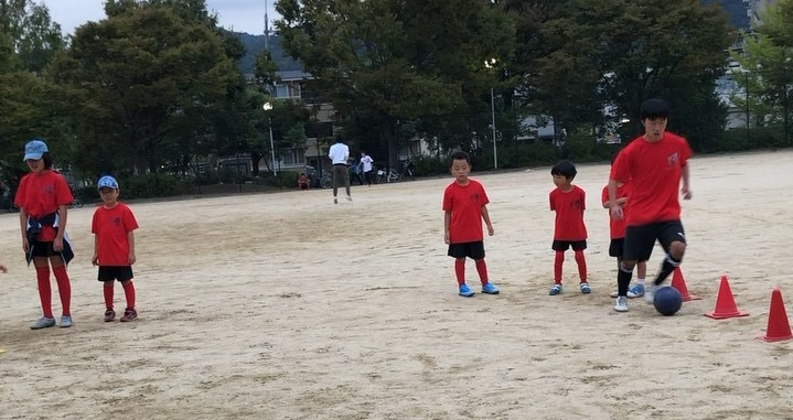 【10/17】上桂サッカースクール
