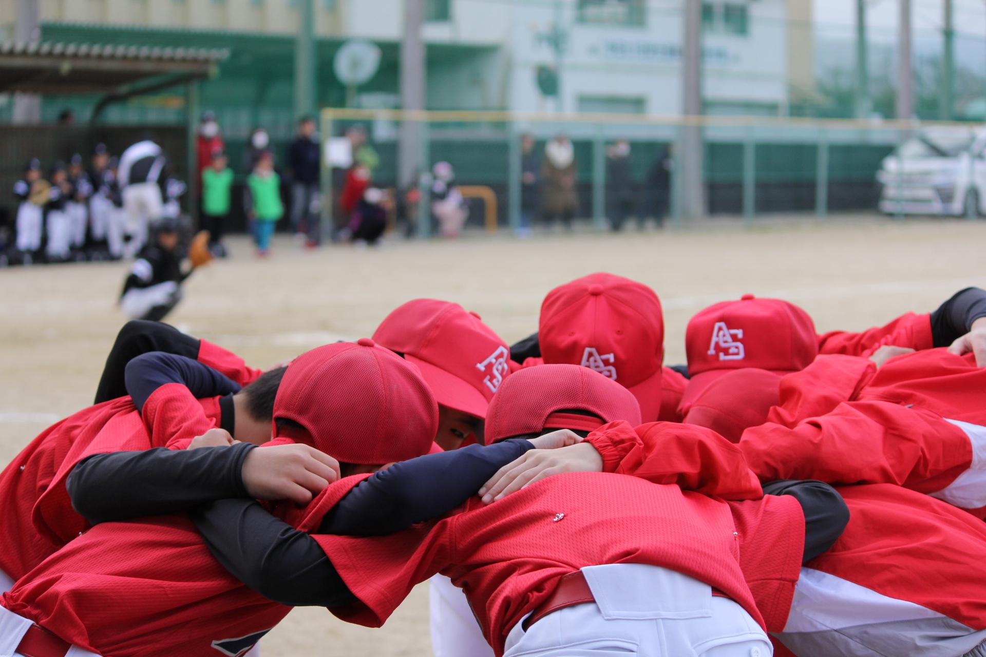 【考えて野球をする】