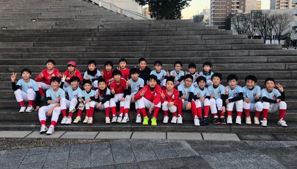 【3/6(金)】大津皇子山野球スクール