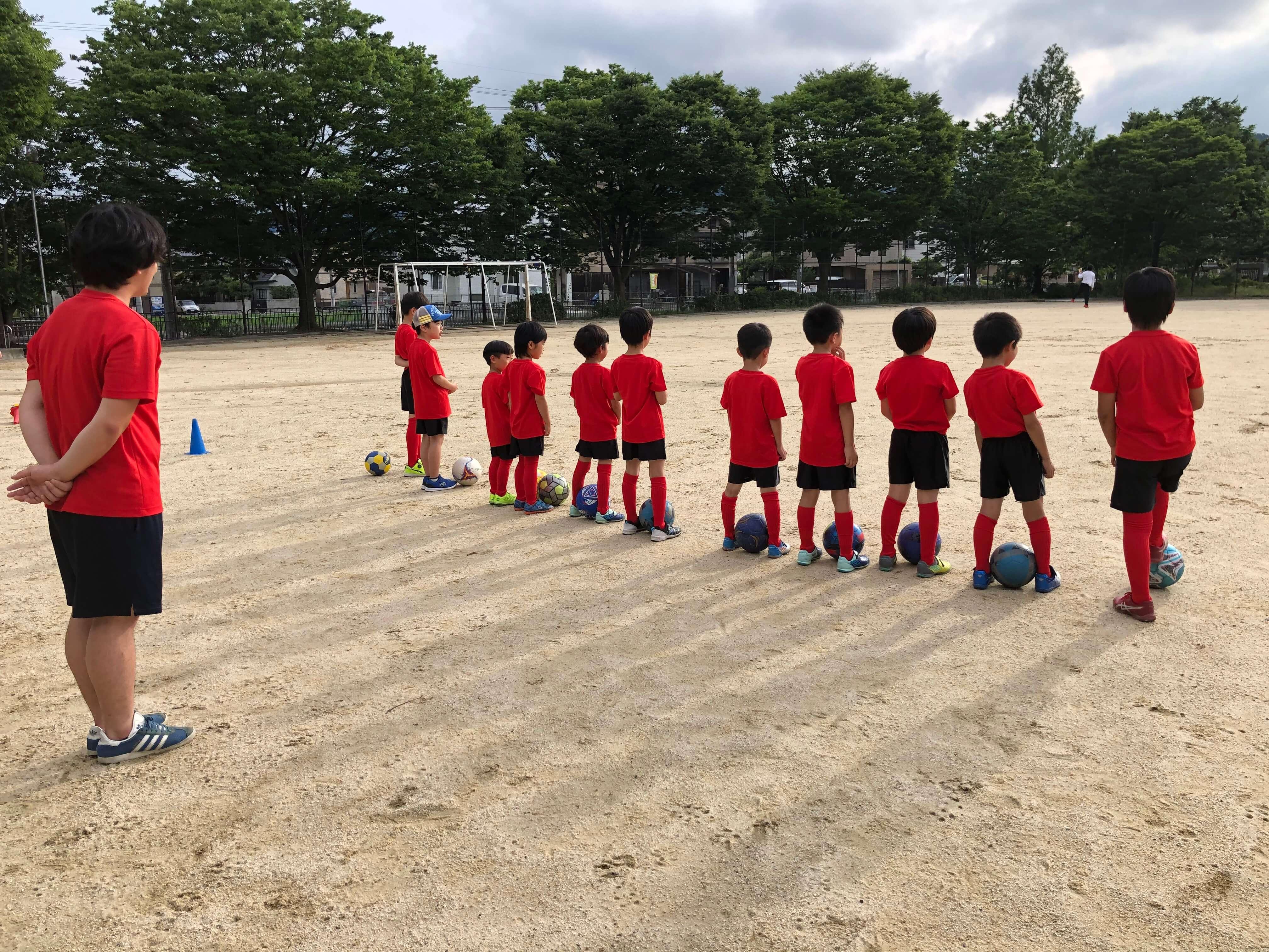 【上桂サッカースクール】