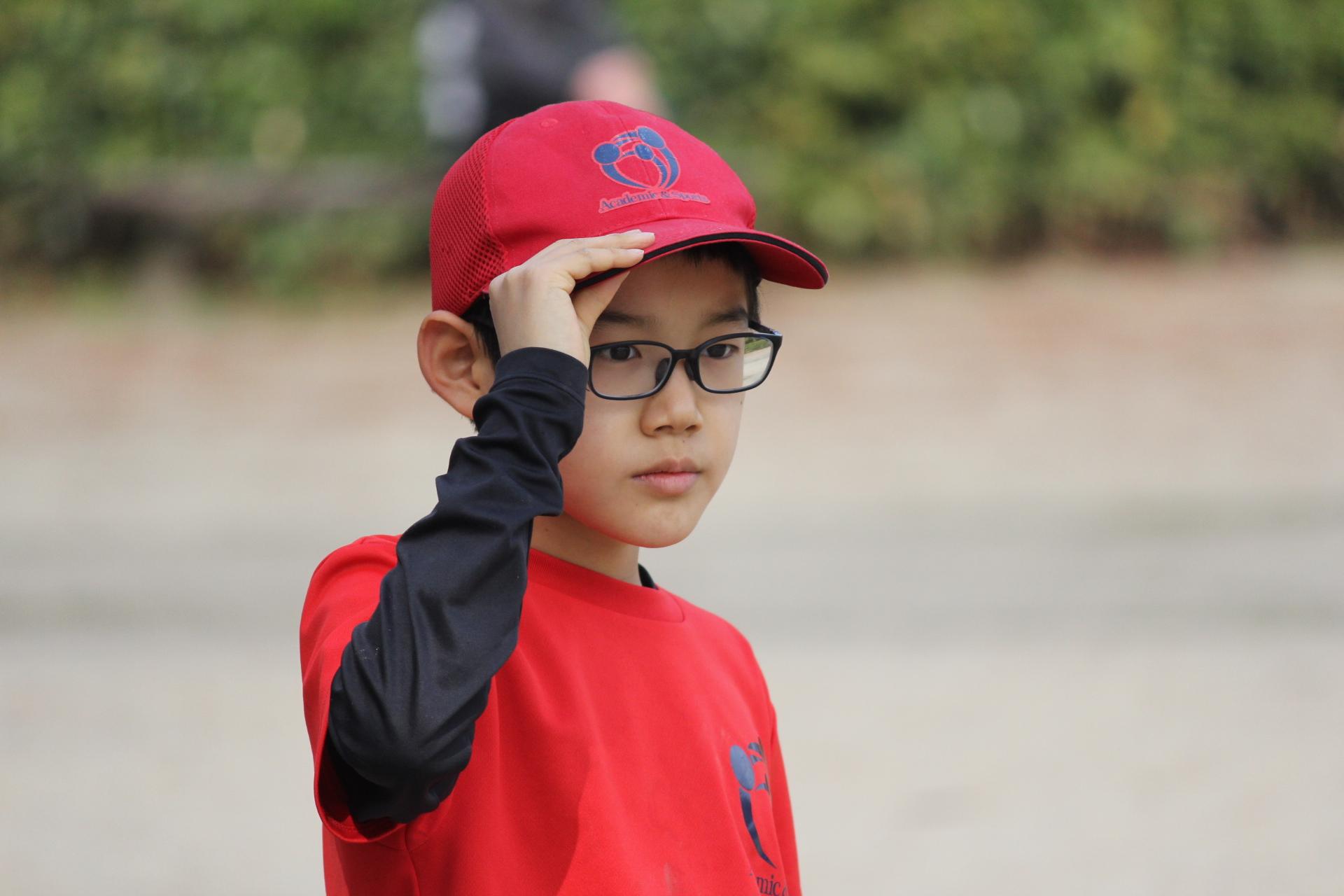 【野球】京都(御所)AM低学年クラスの様子