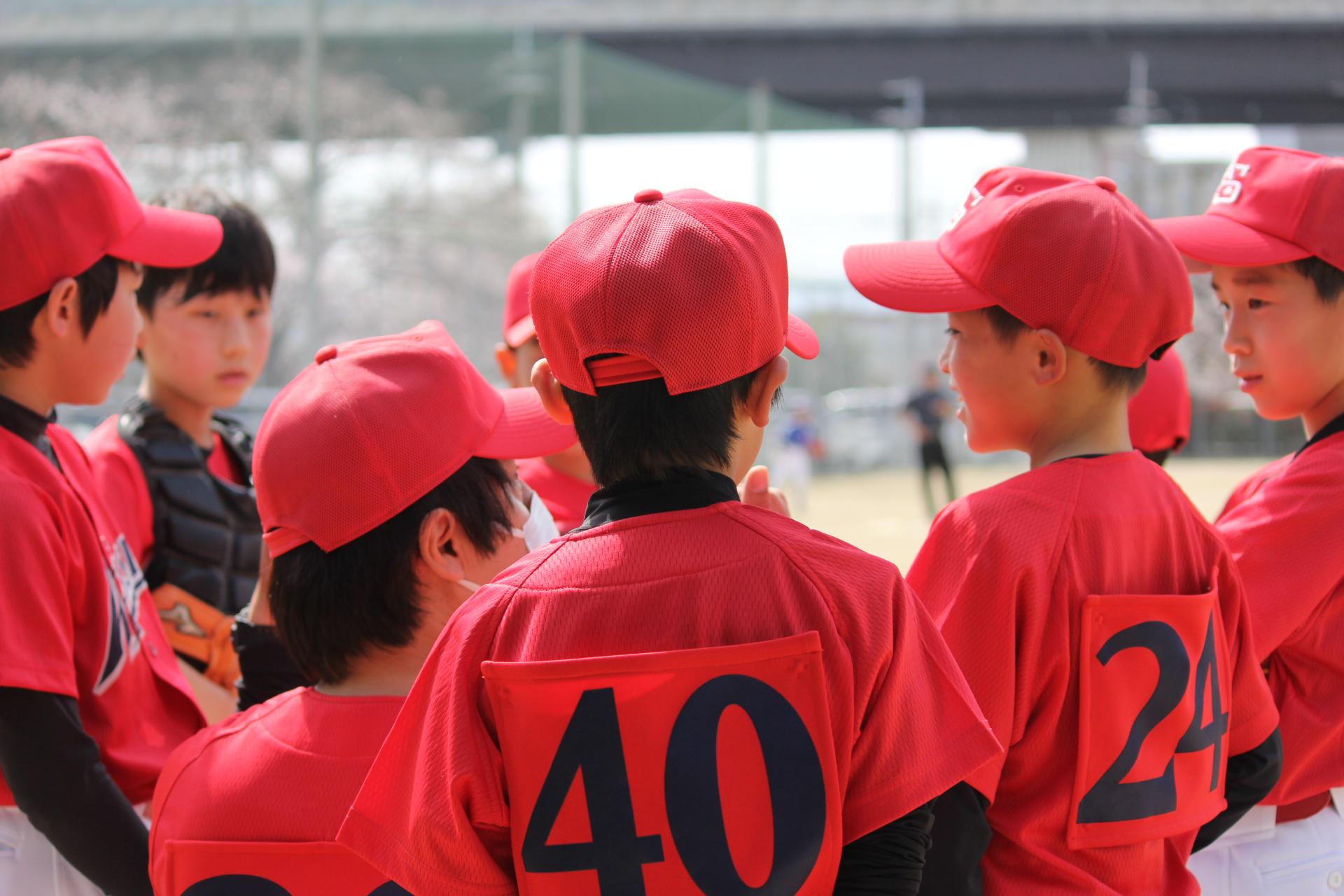 【アスリートC初陣】野球を通して学ぶこと