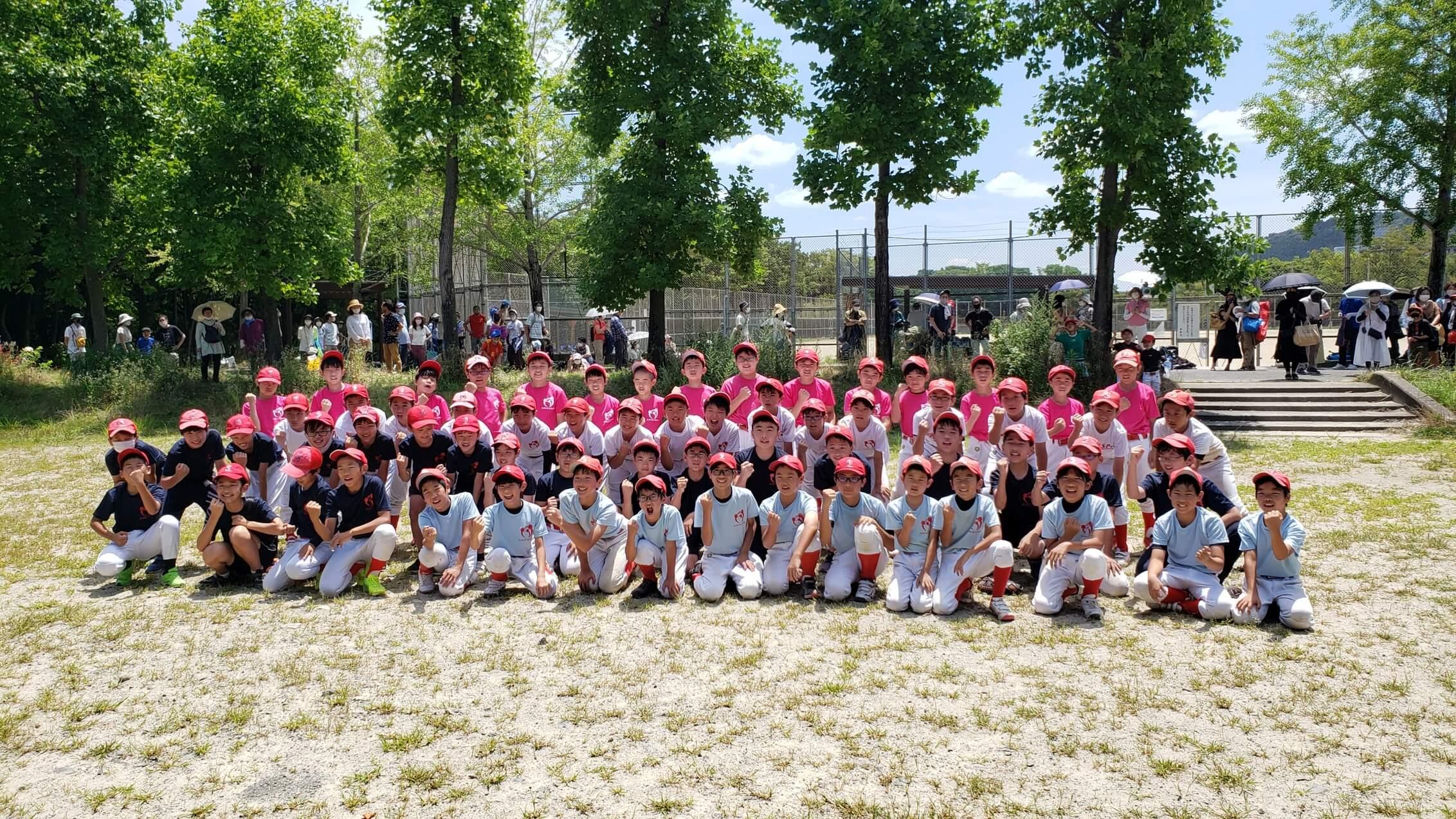 【野球スクール】第10回アカスポカップを開催しました
