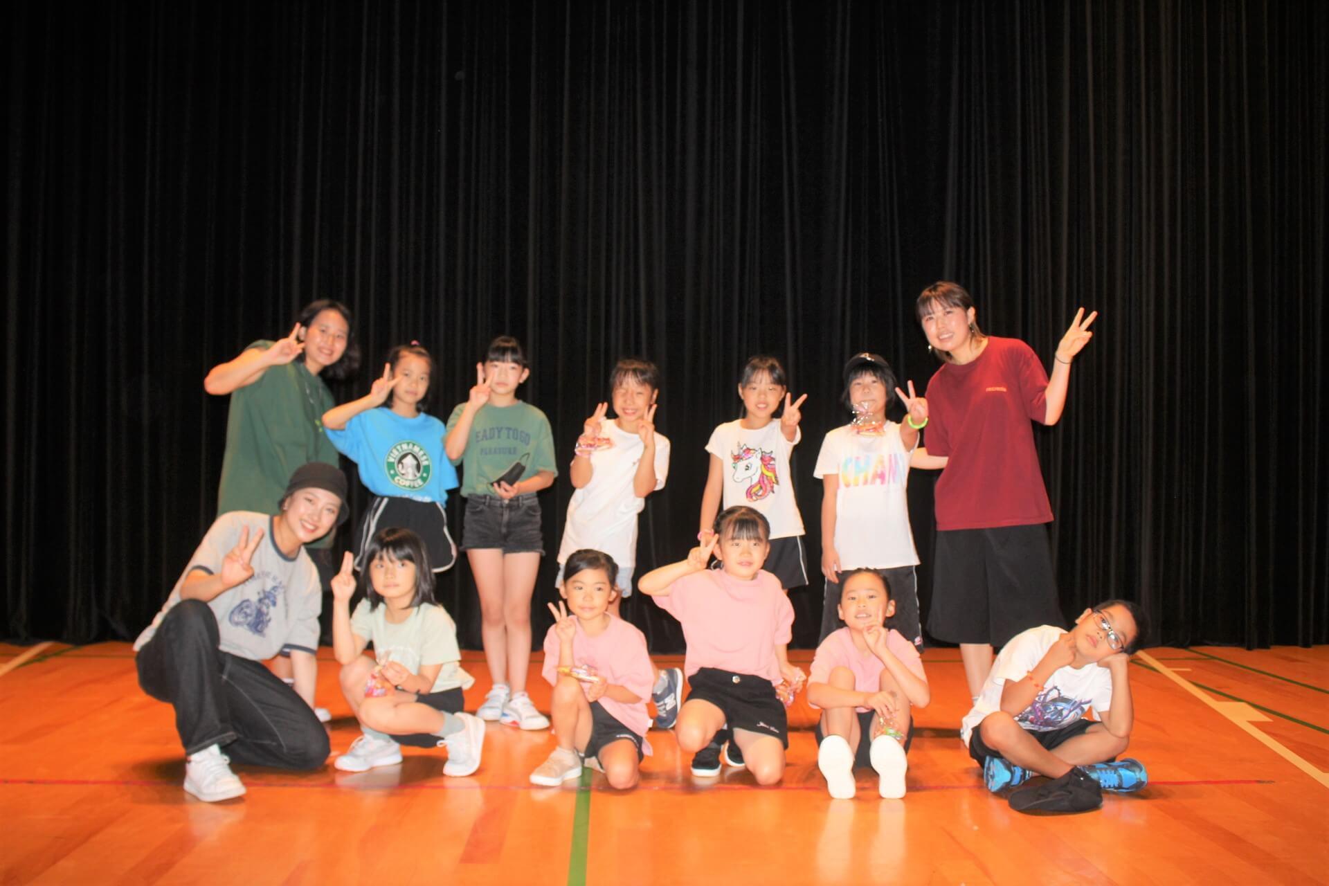 【ダンススクール】合同発表会